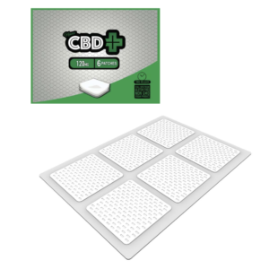 cbd pain relief patch