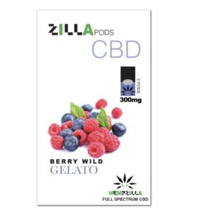zilla berry pods