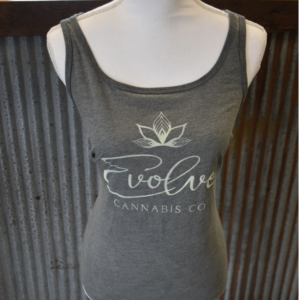 bella+canvas heather tank top