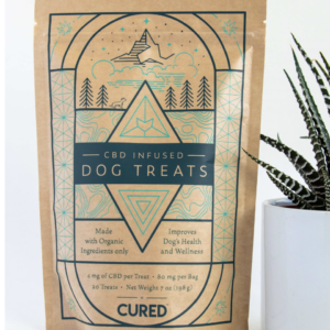 cured cbd dog treats